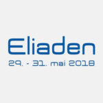 We would like to invite you to visit our stand at the Eliaden exhibition